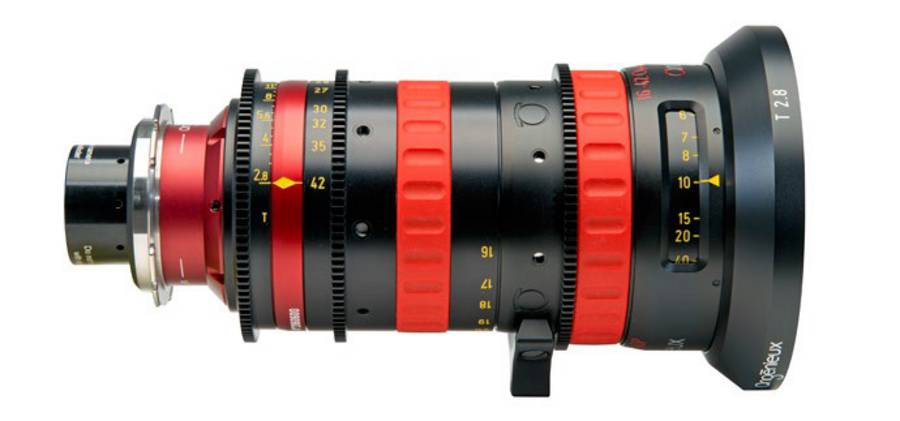 Angenieux Optimo Rouge 16-42